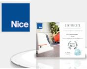 Статус официального партнера Nice